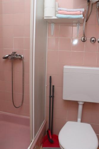 Jednokrevetna soba kupaonica